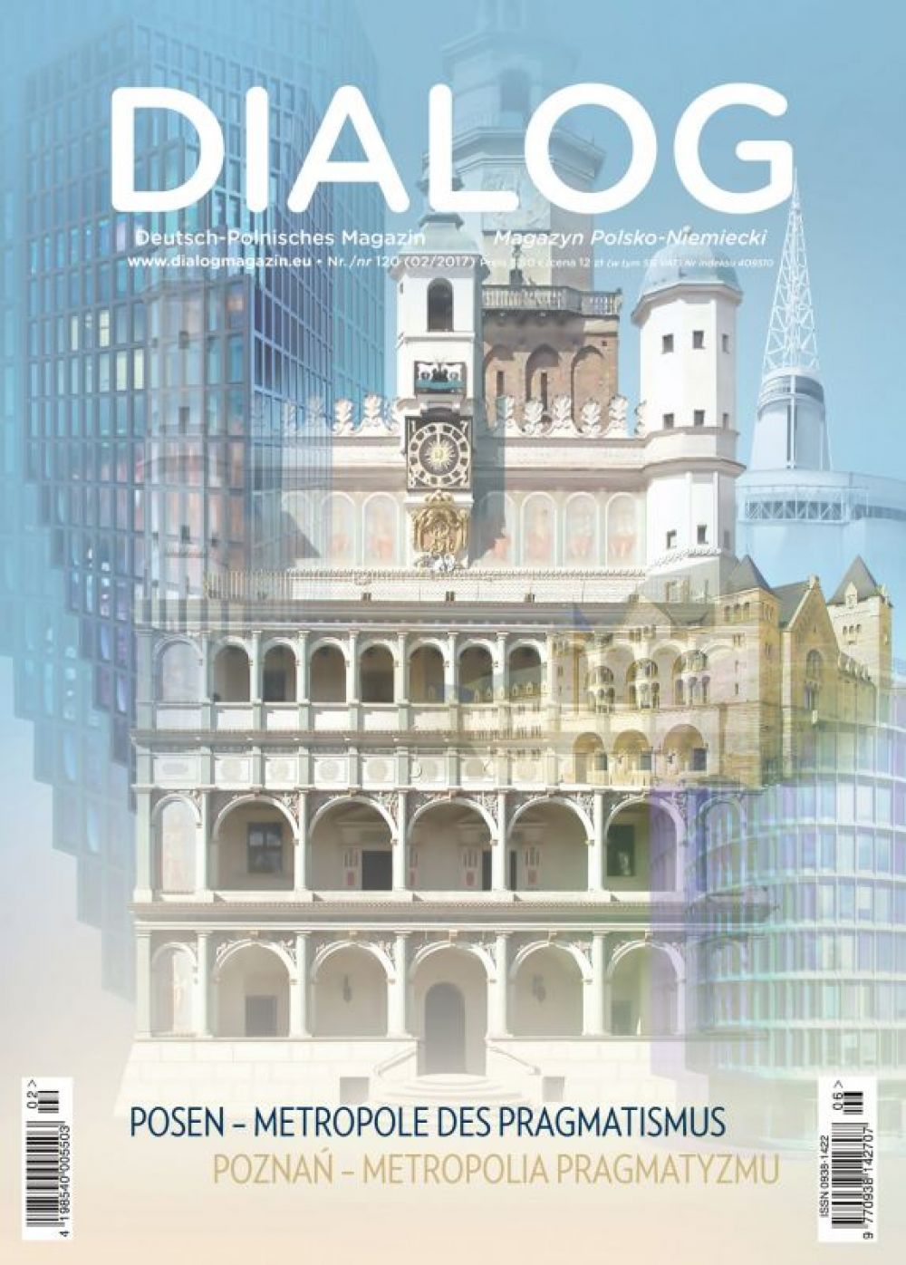 DIALOG MAGAZIN Cover