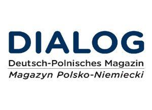 Logo Magazin Dialog Polsko-Niemiecko