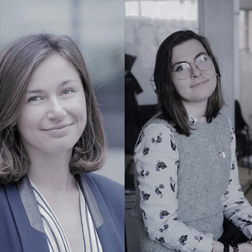 Natalia Smolencewa i Warwara Morozowa