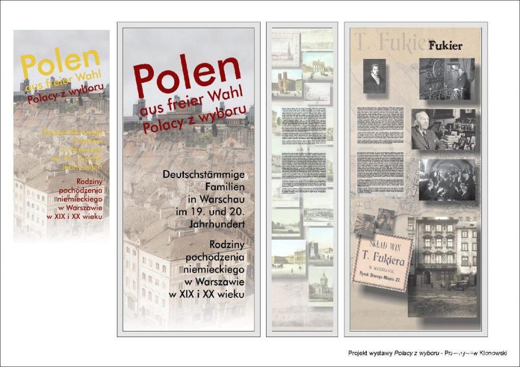 Polacy z wyboru. Rodziny pochodzenia niemieckiego w Warszawie w XIX i XX wieku