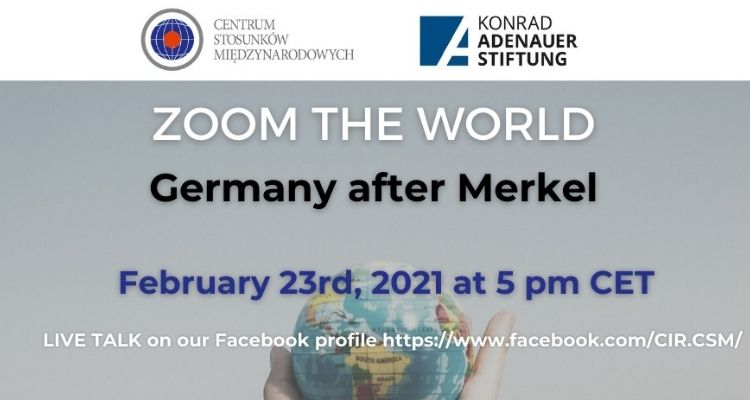 Zoom the World: Germany after Merkel