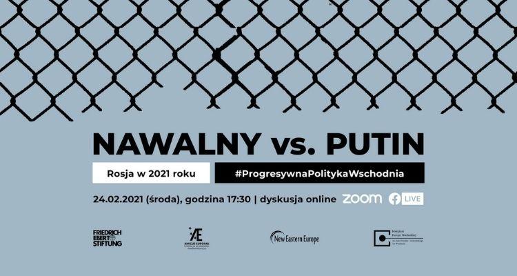 Nawalny vs. Putin. Rosja w 2021 roku