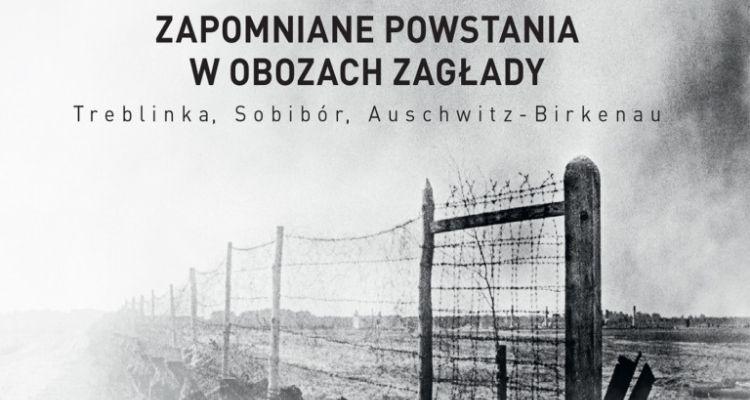 """Michał Wójcik - """"Zemsta. Zapomniane powstania w obozach zagłady"""""""