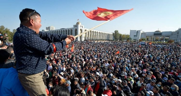 Współczesne procesy polityczne w Azji Środkowej