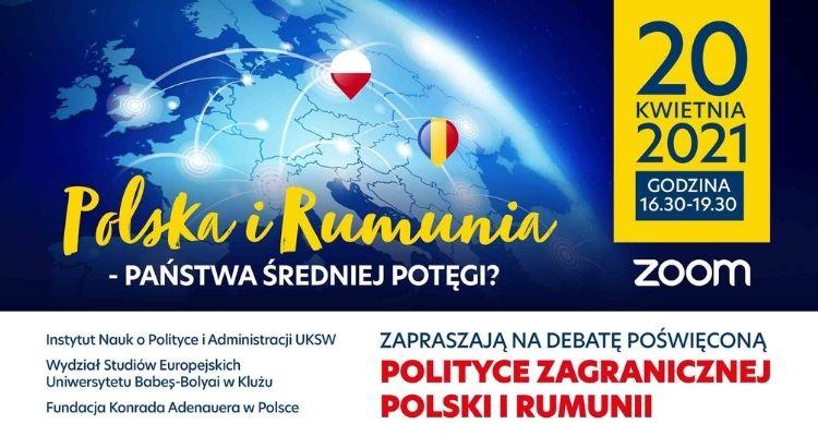 Polska i Rumunia – państwa średniej potęgi?