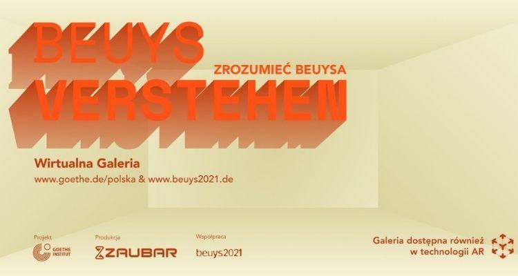 """Wirtualna galeria """"Zrozumieć Beuysa"""""""