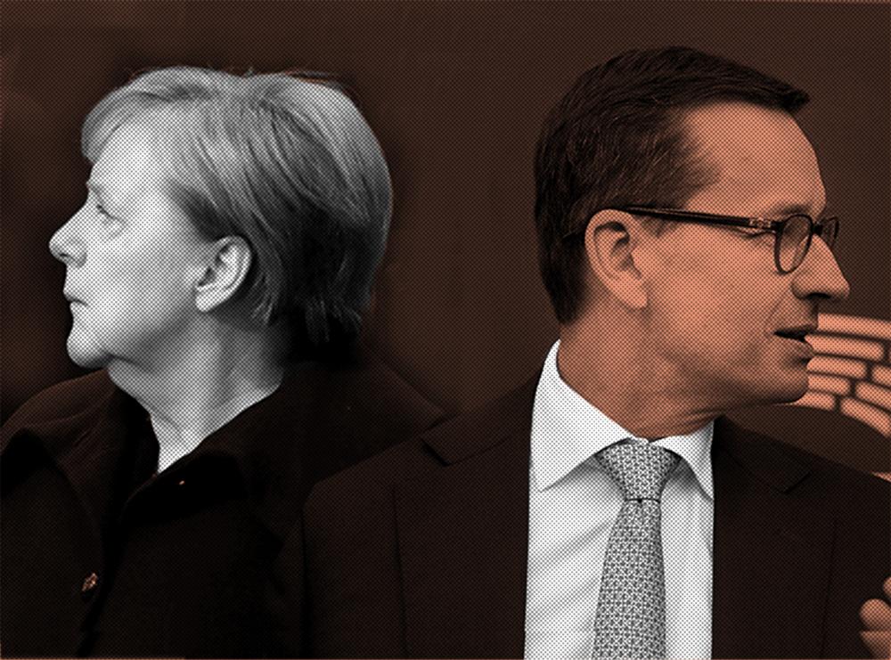Polska i Niemcy czyli małżeństwo po kryzysie Witold Jurasz