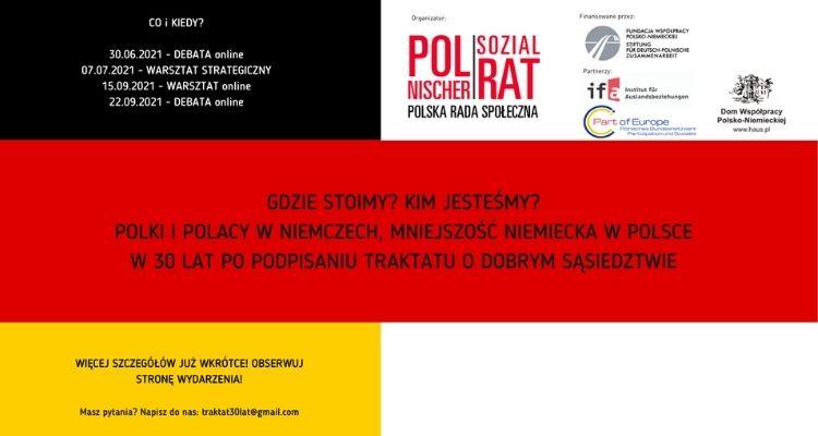 WARSZTAT TOŻSAMOŚCIOWY: Polacy w Niemczech, mniejszość niemiecka w Polsce: wspólna tożsamość? (PL)