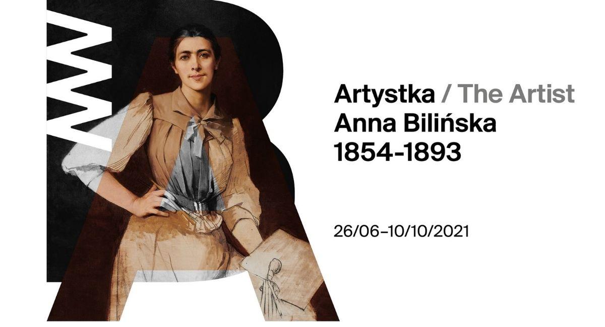 Artystka. Anna Bilińska 1854–1893