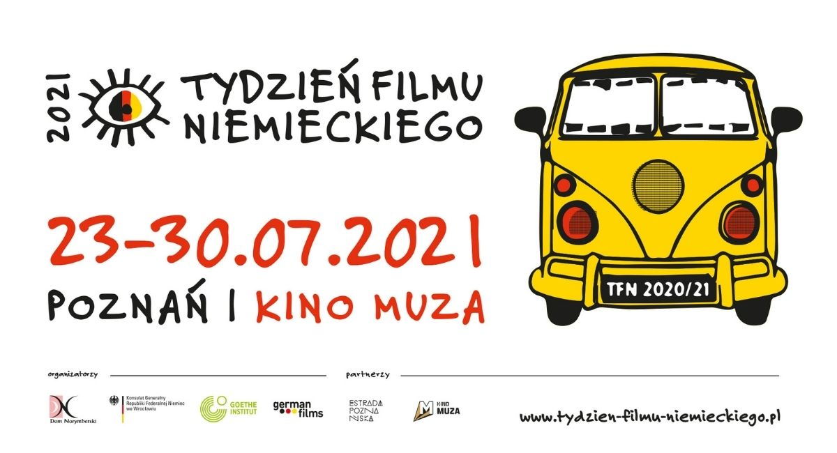 Tydzień Filmu Niemieckiego w Kinie Muza