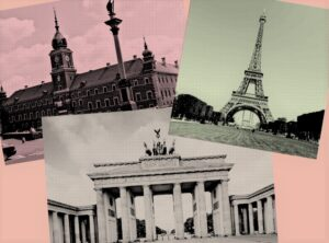 Witold Jurasz: Paryż-Berlin-Warszawa, czyli o niebycie