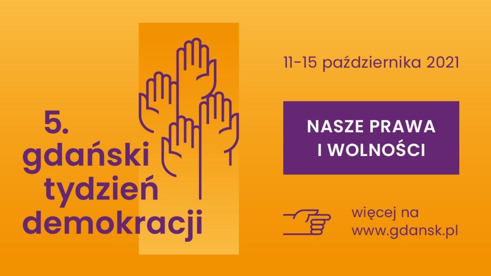 Gdański Tydzień Demokracji 2021
